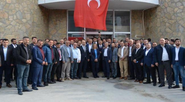 """İzmir MHP'den """"Tanışma ve Birlik Kahvaltısı"""""""