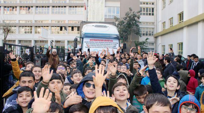 Kestanepazarı Gençlerinden İdlip'e Yardım!