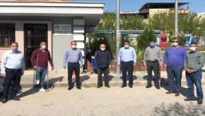 Başkan Çerçi ve Murat Baybatur Vatandaşlarla Birlikteydi