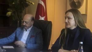 "REKTÖR HOTAR: ""SOSYAL POLİTİKANIN TERAZİSİ HASSAS OLMALI"