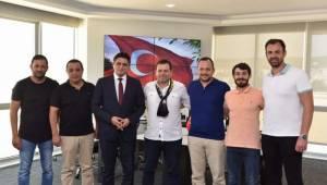 ŞAMPİYON TEKNİK DİREKTÖR HAKAN ŞAPÇI ALİAĞA SPOR FK'DA