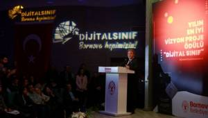 Bornova'da YKS tercihine dijital destek