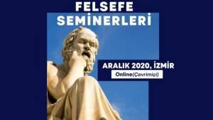 Felsefeciler İzmir'de buluşuyor