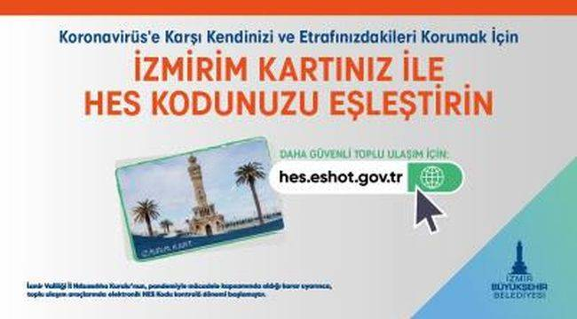 HES Kodu-İzmirim Kart eşleştirme süresi uzatıldı