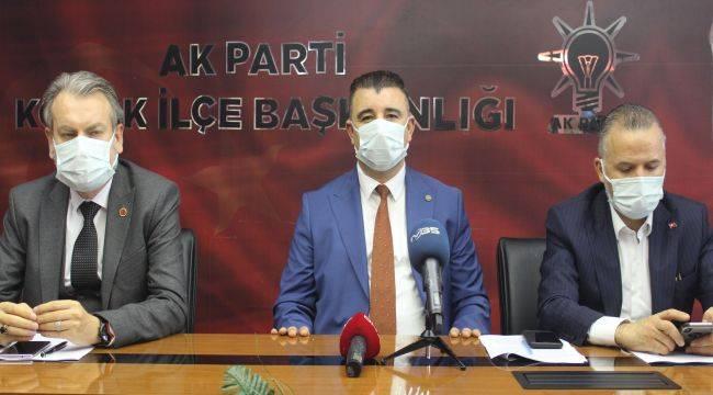 ''Abdül Batur, şov yapıyor''