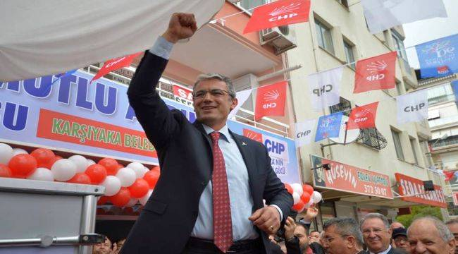 Akpınar'dan Cemil Tugay'a Cevap: Genel Başkanımızı Kandırıyor