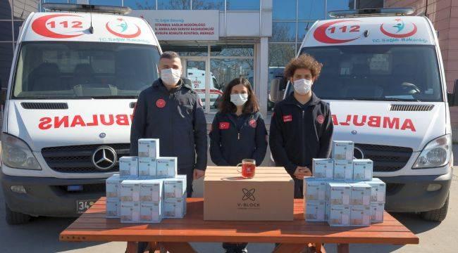 Sağlık Çalışanları İçin Kampanya Başlatıldı