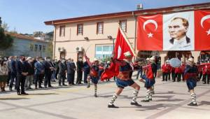 Atatürk'ün Bergama'ya Gelişi Kutlandı