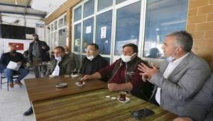 Aydın Büyükşehir Belediyesi'nin Muhtar Ziyaretleri Sürüyor