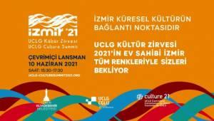 Kültür Zirvesi'nin lansmanı yarın yapılacak