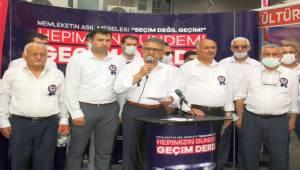 Saadet Partisi 'Geçim İttifakı' ile sahalarda