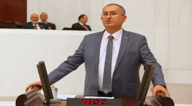CHP'li Sertel Yurt Sorununu Meclise Taşıdı
