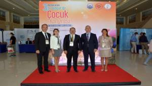 Çocuk Sağlığı Kongresi İzmir'de Gerçekleşti