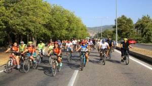 Efes Selçuk'ta Bisiklet Turu