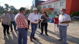EÜ Yabancı Diller Yüksekokulu yeni binasına bahar döneminde kavuşuyor
