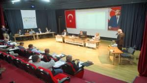 Ayvalık Bütçesi 203 Milyon Türk Lirası