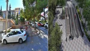 Hatay 166 Sokak'ta Yaya Ulaşımı Kolaylaşacak