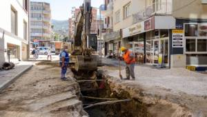 Tire'nin Altyapısı Güçleniyor